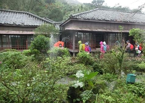 9 日本庭園