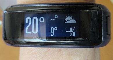 4 天気の表示