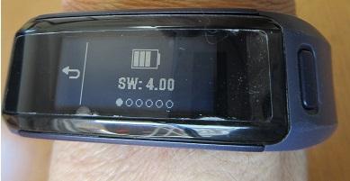 10 バッテリ残量表示