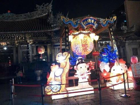 8 龍山寺