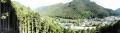 16  洞川温泉の全景 大