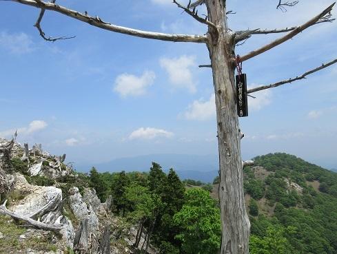 12 山想遊行の碑