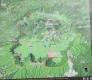 14 阿蘇・外輪山の地図 大
