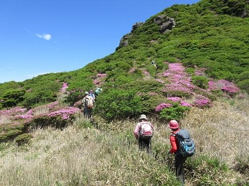 10 星生山の登山ルート