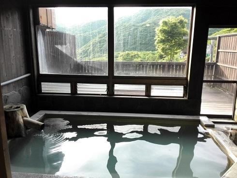 1 法華院温泉山荘の温泉