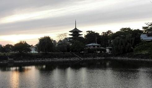 2 興福寺の五重塔