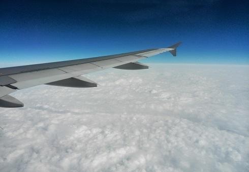 18 雲の上