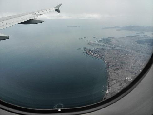 19 徳島 上空