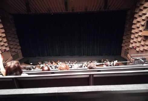 4 フェスティバルホール・オーケストラピット