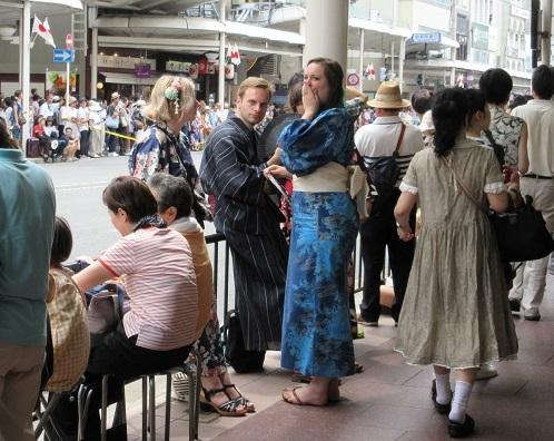 6 外人観光客