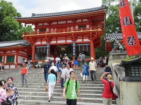 16 八坂神社