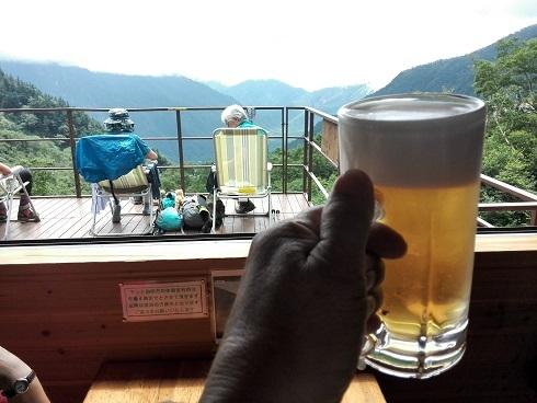 21 生ビールでカンバイ