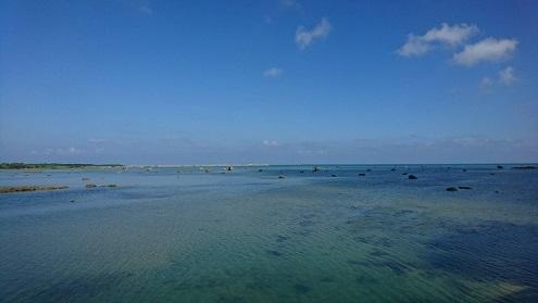 5 宮古島の海