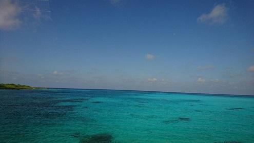 6 宮古島の海