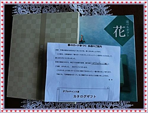 CIMG0035ニッセンレンWチャンス賞