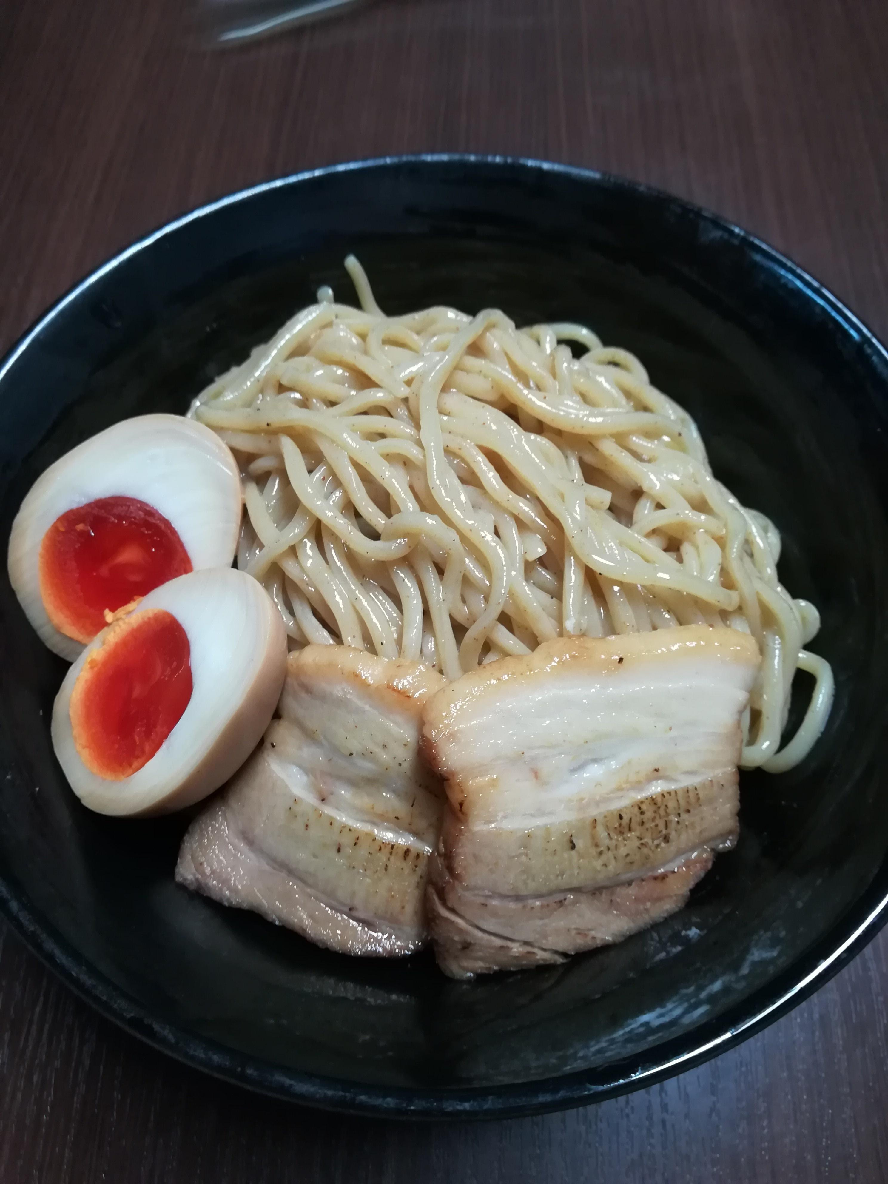 一麺わっしょい麺①
