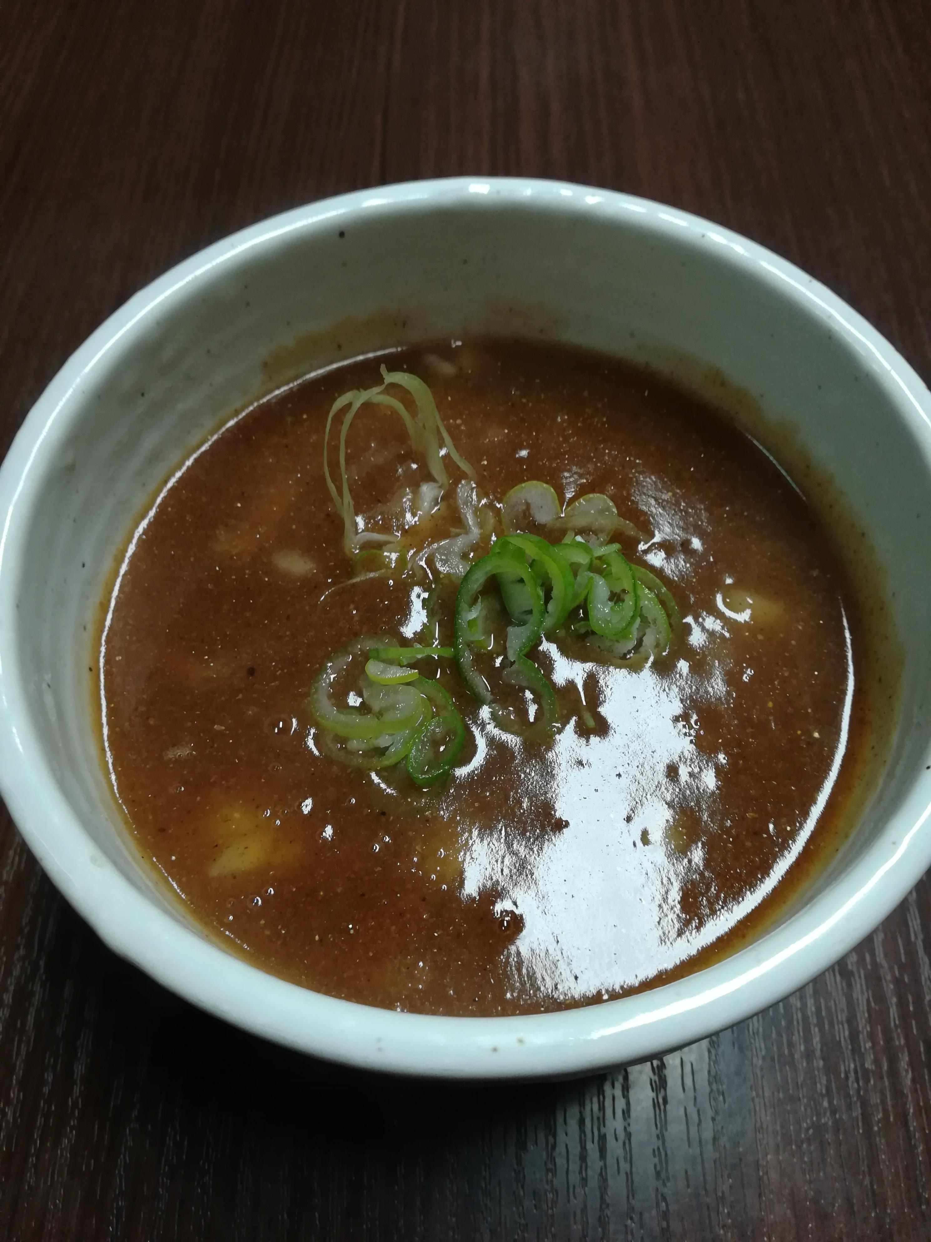 一麺わっしょい麺②