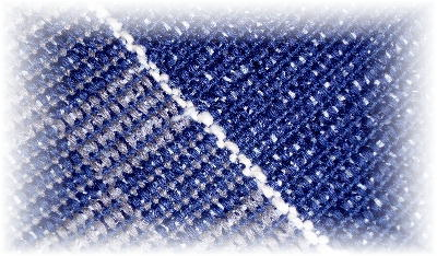 裂き織りバッグ12-3