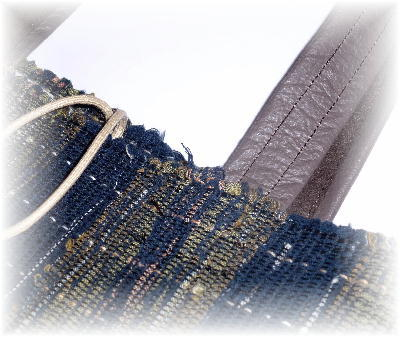 裂き織りトート12-4
