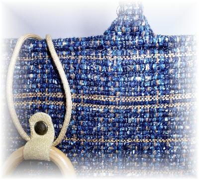 裂き織りトート15-3