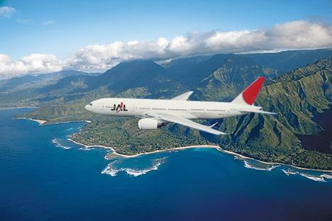JALの成田~ハワイ路線にコナ線が復活!