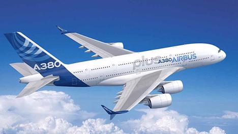 エアバスは、A380の改良版「A380plus」を発表! 新大型ウイングレットや翼の改良でコスト13%削減!