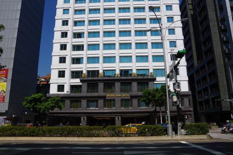 格安台湾(台北)旅行のホテル選び、ゴールデンチャイナ