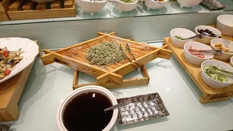 台北のホテル、ガーラホテル(台北慶泰大飯店)の朝食4