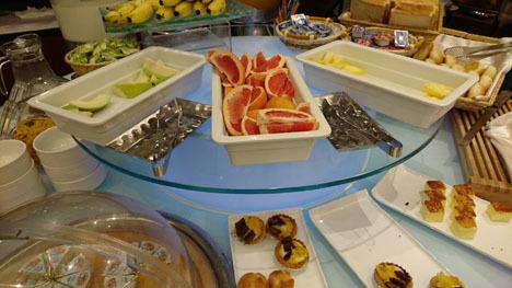 台北のホテル、ガーラホテル(台北慶泰大飯店)の朝食6