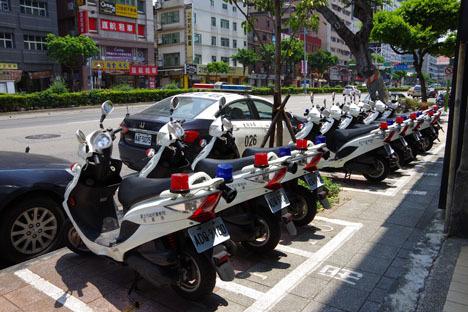 台湾バイク