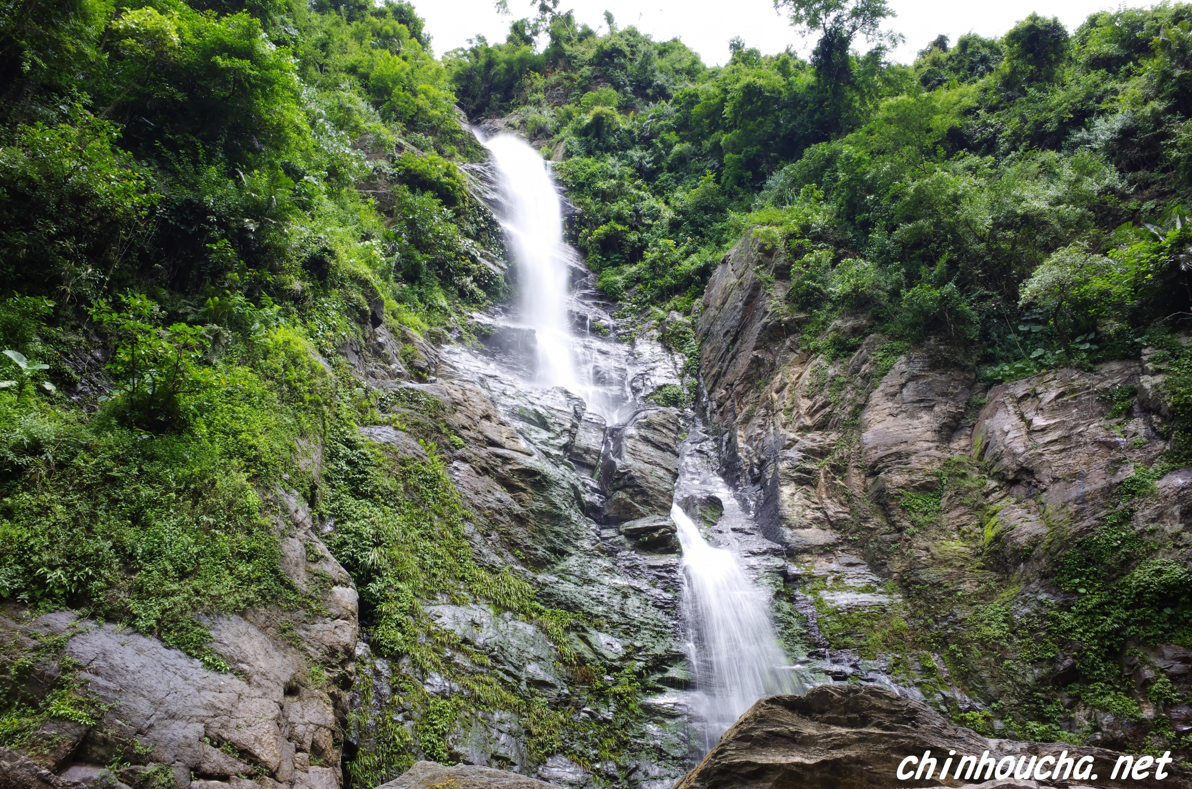 涼山瀑布2