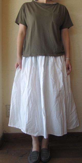 arte ラップスカート