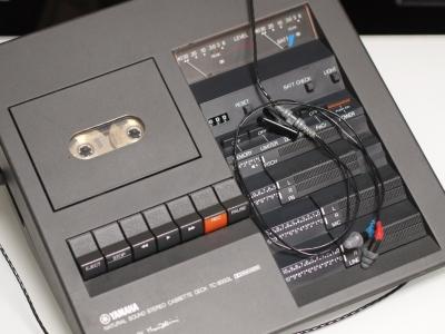 YAMAHA カセットテープ