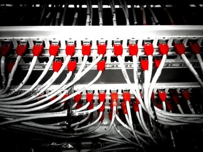 業務世 LAN ケーブル