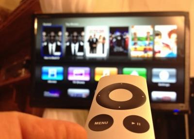 リモコン操作 Apple TV