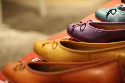 バリエーション 靴