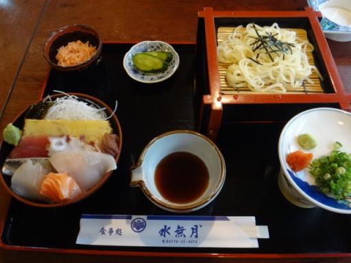 ミニ海鮮丼セット