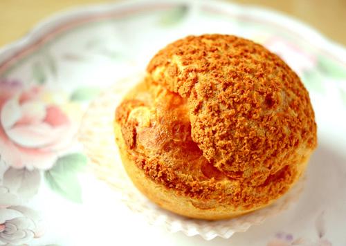 【ケーキ】ユウジアジキ「シュークリーム」