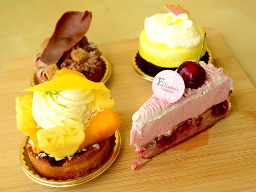 【ケーキ】エチエンヌ_170709 (1)