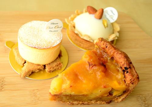 【ケーキ】シャンドワゾー_170717 (2)