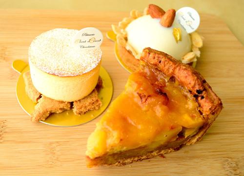 【ケーキ】シャンドワゾー_170717