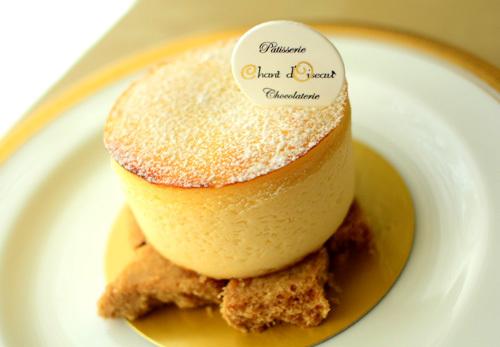 【ケーキ】シャンドワゾー「フロマージュ キュイ」 (1)
