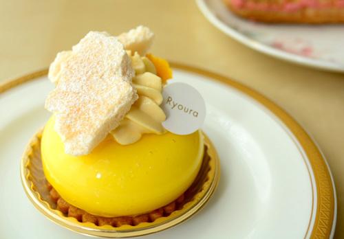【ケーキ】リョウラ「パッショネモン」 (2)