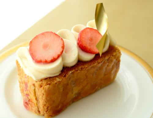 【ケーキ】リョウラ「ミルフィーユミストラル」 (2)