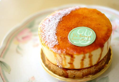 【ケーキ】ユウササゲ「シブースト・パッションマングー」
