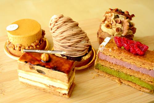 【ケーキ】ヴォワザン_170902