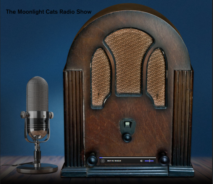 The Moonlight Cats Radio Show
