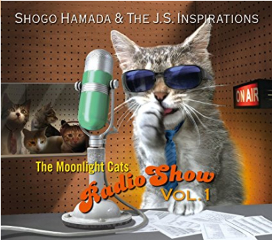 浜田省吾 「The Moonlight Cats Radio Show」W購入者特典