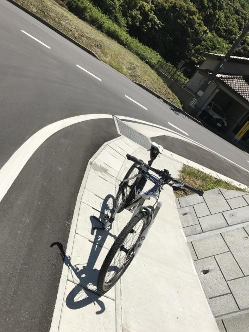 【市道・南作・青井線】の開通・3