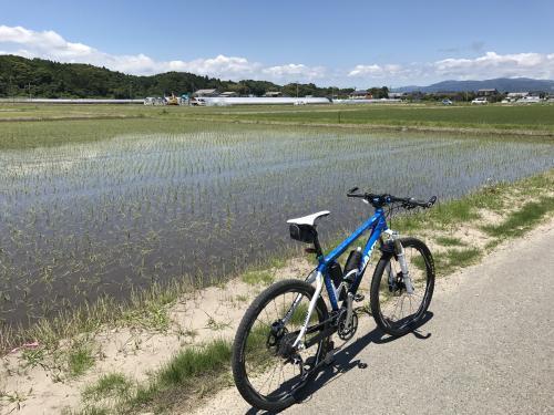 【市道・南作・青井線】の開通・8